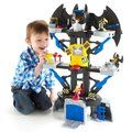 Kids will love this Super Friends transforming Batcave.