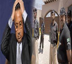 Former Pak president Pervez Musharraf arrested