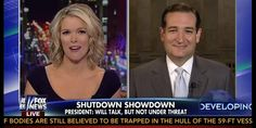 """Fox News Channel's Megyn Kelly kicked off her new prime-time program """"The Kelly File"""" with a bang on Monday night, asking Sen. Ted Cruz (R-Texas): """"What's it like to be the most hated man in America?"""" Cruz initially side-stepped the question, congratulating Kelly on her new show, but she pressed him, """"All right, so now answer the question."""""""