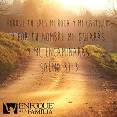 Salmo 31:3