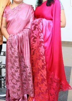 Whatsapp on 9496803123 for customisation Cutwork Saree, Lace Saree, Saree Gown, Cutwork Embroidery, Cotton Saree, Saree Blouse, Simple Sarees, Elegant Saree, Work Sarees