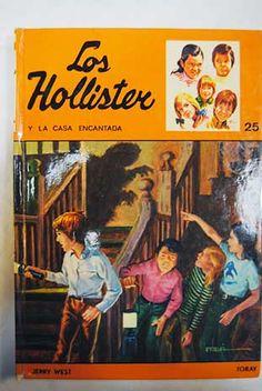 Los Hollister y la casa encantada/West, Jerry
