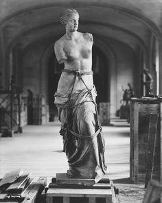 """75.3 χιλ. """"Μου αρέσει!"""", 442 σχόλια - Musée du Louvre (@museelouvre) στο Instagram: """". 🇫🇷 Mercredi, c'est#HistoireDuLouvre! Connaissez-vous l'histoire de la Vénus de Milo? - ✨ La…"""""""