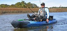 Kayak Fishing: Pedal Vs. Paddle - The ACK Blog  : The ACK Blog