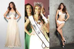 Mariana Franco Anguiano crowned Nuestra Belleza Jalisco 2015