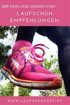 Der Sinn und Unsinn von Laufschuh-Empfehlungen - Warum ich dir keine allgemeinen Empfehlungen für Laufschuhe liefern werde und welche Gefahren das Marketing von Laufschuhen mit sich bringt.