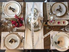 Kreacja stołu wielkanocnego w House&More z blogerkami z Interior Design Klikinterior Homeglamournow Lostintime For Elements