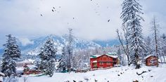 Enjoy Chilly Winters in Snowy Places of India Beauty of these gorgeous snowy-covered places in India and love to click the best of them with your camera to have a lifetime memories.