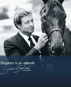 I only like this because of the brilliant quote, simon baker isn't hot or anything....;)