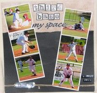 A Project by lesliemcardle from our Scrapbooking Gallery originally submitted 06/03/11 at 11:38 PM