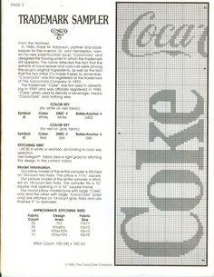 Coca Cola - Trademark Sampler