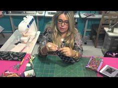 Aula 3 Passo a passo carteira bubes By Adriana dourado - YouTube