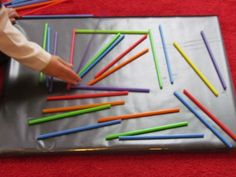 1000 images about fun with straws on pinterest straws for Sticky boards for crafts