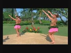 Island Girl Workouts - Tahitian Hip-Hop (Part 1) - YouTube