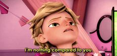 we all know that's not true adrien...