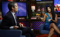 "Andy Cohen Says Real Housewives of New Jersey Season 5 Is ""Unbelievable"" - Exclusive"