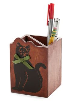 Cat-ch All Desk Organizer, #ModCloth