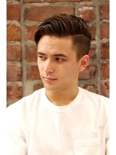 Men's Hairstyles Take On a Sexy New Look! Asian Men Short Hairstyle, Asian Haircut, Hipster Hairstyles, Hairstyles Haircuts, Haircuts For Men, Short Hair Cuts, Short Hair Styles, Hear Style, Gents Hair Style
