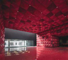 Ragnarock Museum, MVRDV, COBE Architects, Metal Clad Building, Photography Rasmus Hjortshoj