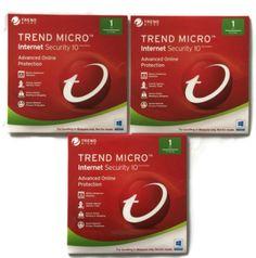 Internet Security Pro von Trend Micro