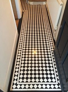 We specialise in Victorian Hallway Tiles and we offer an expert services in sorcing and laying traditional Victorian floor tiles hallway Victorian Tiles Bathroom, Victorian Mosaic Tile, Tiled Hallway, Hallway Flooring, Upstairs Hallway, Edwardian House, Victorian Homes, Mosaic Tiles, Tiling