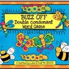 Your students will love this game! BUZZ OFF is an engaging game that reinforces words with double consonants, including words that end in -le. BUZZ...