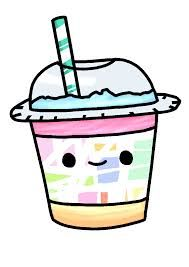 cute happy drink