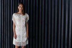 Crochet Dress // #beachgold #beachgoldbali #bali #resortwear #fashion #crochet #balicrochet