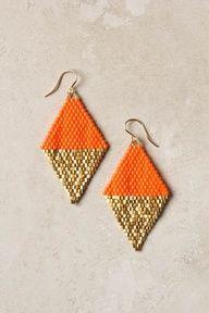 nante penon earrings @ anthropologie