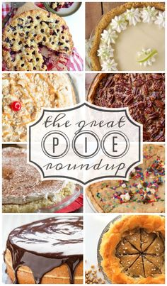 The Great Pie Roundu
