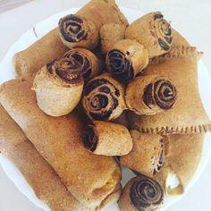 Fitt, Paleo, Bread, Brot, Beach Wrap, Baking, Breads, Buns, Paleo Food