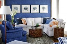 Blue Room by Lilly Pulitzer