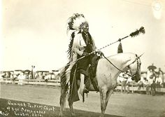 Rare Photo... Chief Quanah Parker. Comanche. Lawton, Oklahoma. Photo by Bates. ca. 1904-1918. Source - Southern Methodist University, Central University Libraries, DeGolyer Library.