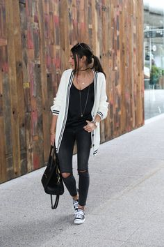 blog mode look casual chic