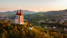 Banská Štiavnica Golden Gate Bridge, Travel, Viajes, Destinations, Traveling, Trips