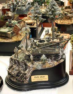 Unknown builder - Military Diorama
