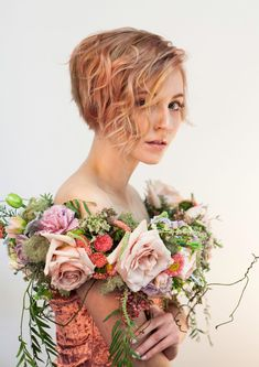 Deeann Watt from Watt Style, one of the Queensland finalists for the 2018 L'Oreal Professionnel Colour Trophy