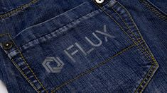 Made with Beambox Laser Cutter Laser Cutter Projects, Laser Engraving, Laser Cutting, Jeans, Denim, Denim Pants, Denim Jeans