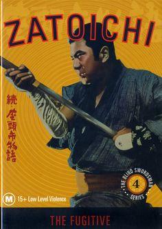 #Zatoichi, The blind swordsman