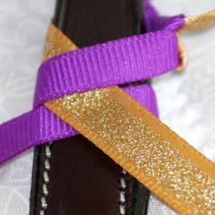 ribbon browband