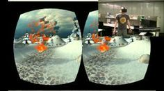 Throwing fireballs with the Kinect and Oculus Rift in Unity 3D