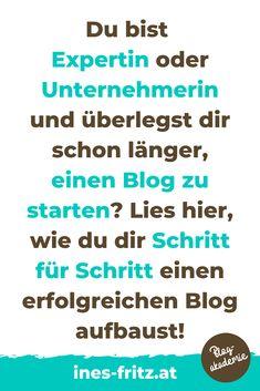 Die besten Tipps und Tricks, wie du dir einen Blog aufbaust, der von Anfang an das Potenzial hat, richtig erfolgreich zu werden!