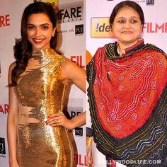 59th Idea Filmfare Awards 2013: Deepika Padukone and Supriya Pathak bag awards for Ram-Leela!