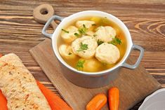 This chicken and dumplings recipe is the perfect comfort dish to help keep you warm this winter. Chicken And Dumplings, Cream Of Chicken Soup, Dumpling Recipe, Slow Cooker Chicken, Healthy Salads, Vegetarian, Dishes, Cooking, Ethnic Recipes