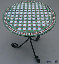 {Estúdio Joe & Romio} mosaicos: Mesas em mosaico - Modelos