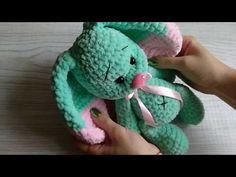 Crochet Coat, Crochet Bunny, Crochet Squares, Amigurumi Patterns, Dinosaur Stuffed Animal, Baby Shower, Toys, Gifts, Tunisian Crochet
