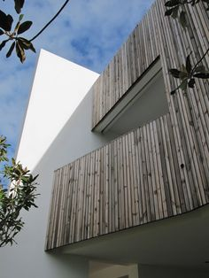 Lunawood Thermowood Cladding