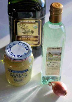 Quels sont les ingrédients nécessaires pour réussir sa vinaigrette maison ?