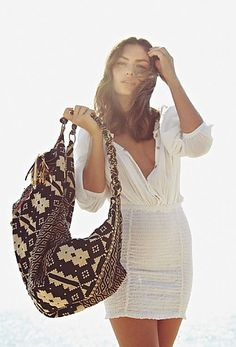 . ★ ❥ #bohemian    #boho #gypsy #fashion  #photography        #style  #inspiration   Shiva Hobo Bag   Stela 9 - The Freedom State - Bohemian Inspired Online Store