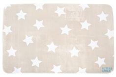 Villa-Sternenstaub | Teppich Softie Stern beige 130x190 cm |  LOTTAS LABLE